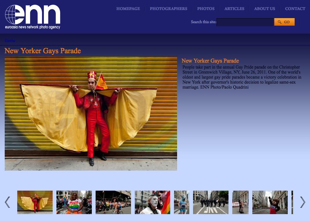Ennphoto.com – Portraits of a journey: India