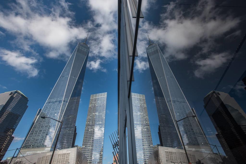NewYork Freedom Tower - Novembre 2014