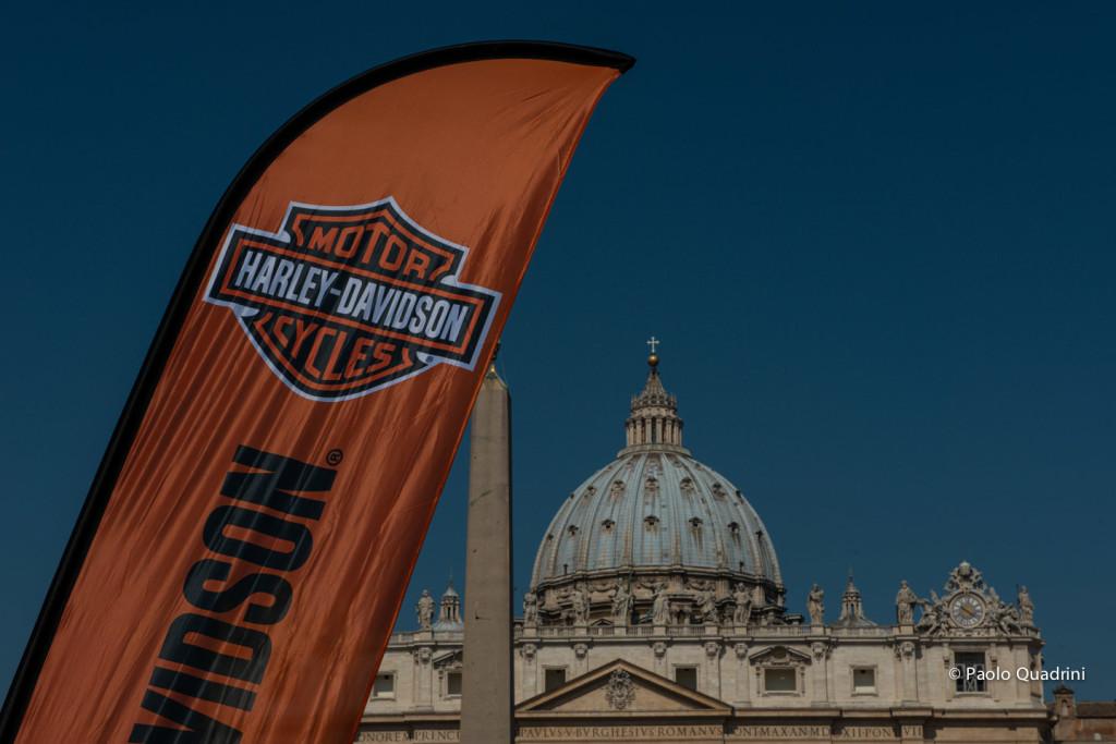 Roma - 110th Anniversary Harley - Giugno 2013