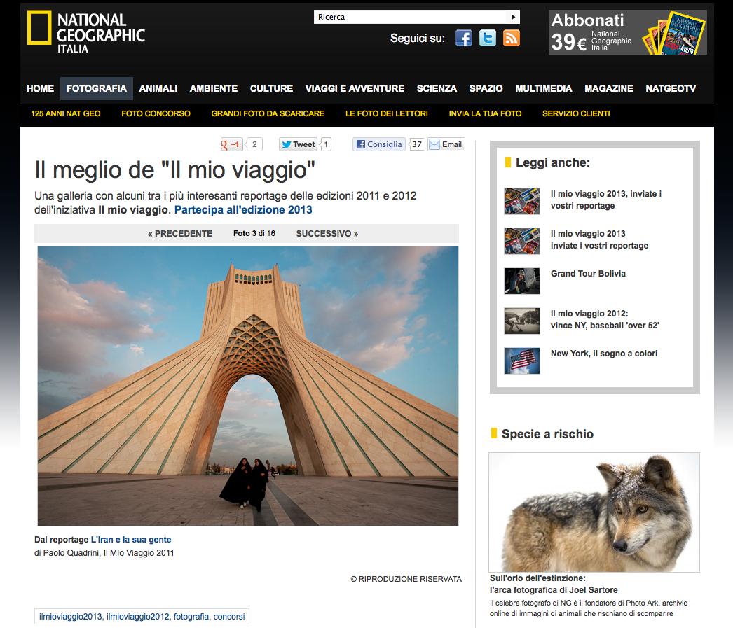 National Geographic - Il meglio de *Il mio viaggio*