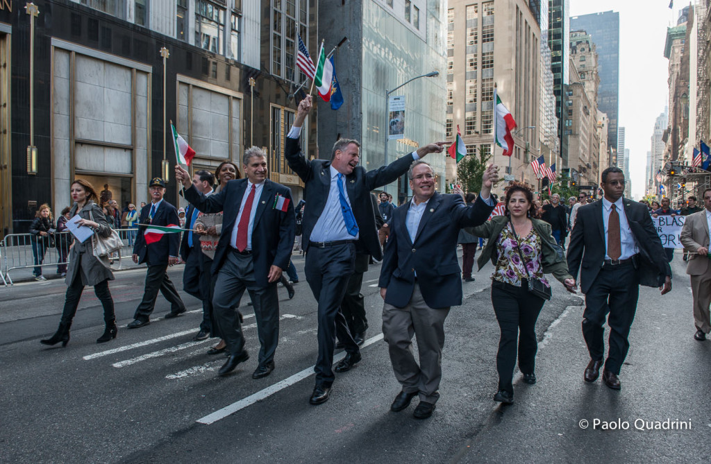 USA - New York Columbus Day - Ottobre 2013